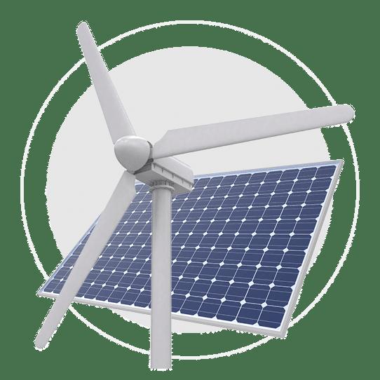 Renewables, Storage & Microgrids
