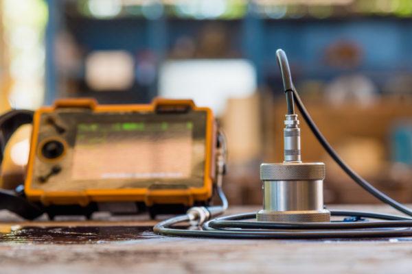 Ultrasonic Non-destructive testing | Training | ENGIE Laborelec Academy