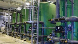 Demineralised Water Preparation